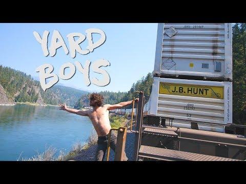 YARD BOYS: Freight Train Hopping America (Full Documentary 2018)