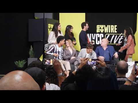 Highlights of Marvel's Runaways at NYCC 2019: Part 1