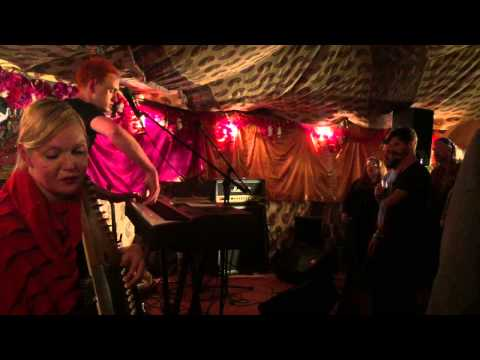 Patrick Wolf LIVE in Wales 2015 (with Calpernia on Autoharp)