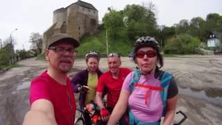 видео замки Львовщины