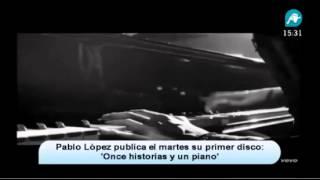 Pablo López cierra el telediario de Intereconomía TV - 14/09/13