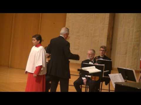 James Lee first solo Alto Arias Phoenix Boys Choir