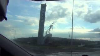Дорога Жирновск - Надым 2013. День 2. Форум ЖИРАФ