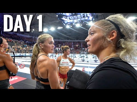 The CrossFit Games – Day 1