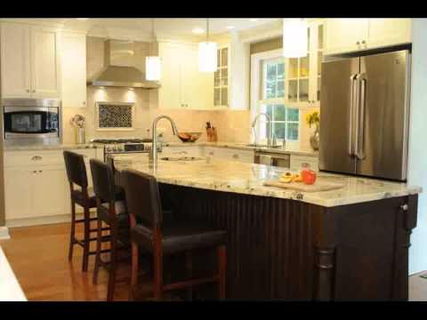 Best Paint For Interior Kitchen Cabinets Interior Kitchen Design 2015 Youtube