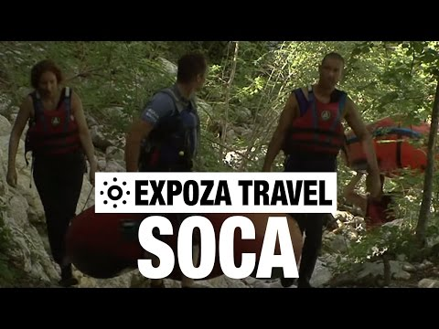Soca (Slovenia) Vacation Travel Video Guide