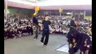 Cierre de Pasantes, Escuela Alberto Arvelo Torrealba 4/12