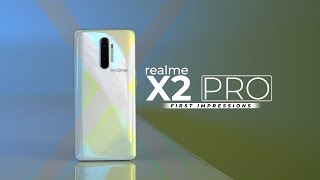 Realme X2 Pro First Impressions: The First Realme Flagship!
