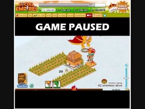 Social Empires Golden Dragon Rider+Health Hack (Cheat Engine).wmv