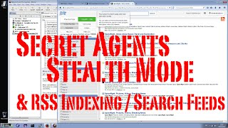YaCy Tutorial #06 Secret Agents with YaCy RSS Feed Reader