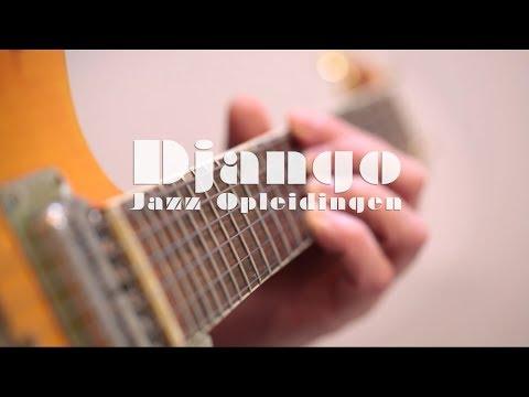 Django Jazz Opleidingen, namens deze Jeroen Meeuwsen, geeft gitaarles in Arnhem.