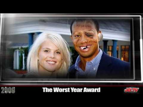 Worst Year Award (Chris Brown, Katt Williams, Michael Phelps or Tiger Woods) - 2009 Year In Review