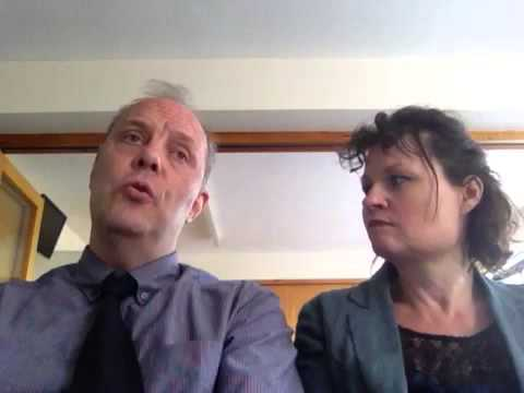 David Schaal and Becky Simpson. World Cup Video Diary.