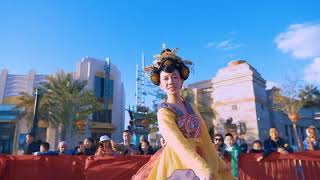 Roly Poly Performance | Dubai Parks and Resorts