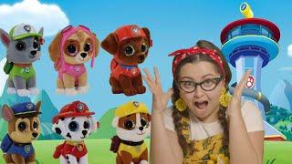 Paw Patrol Mini Boos - Tiny Treehouse TV Paw Patrol Videos