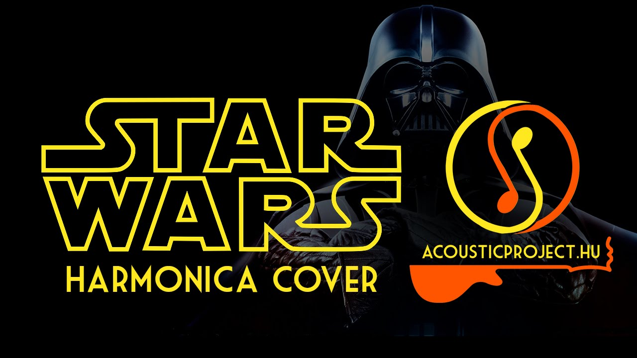 Star Wars Harmonica Medley - YouTube
