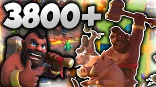 the best hog rider deck strategy for pushing to legendary arena f2p   clash royale