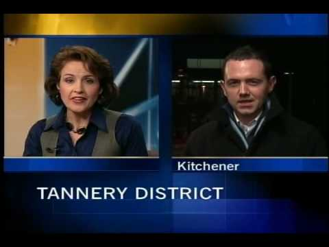 The Tannery District on CTV News