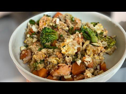 riz-au-saumon-en-direct-!-mon-repas-du-soir-:)