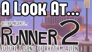 Bit Trip Runner 2 Future Legend of Rhythm Alien PC Gameplay, Opinion & First Impressions Review