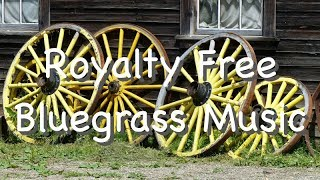 Funny Bluegrass Royalty Free Music