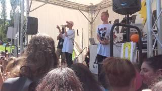 Marcus and Martinus live YOUMESSE Berlin 08.07.2017
