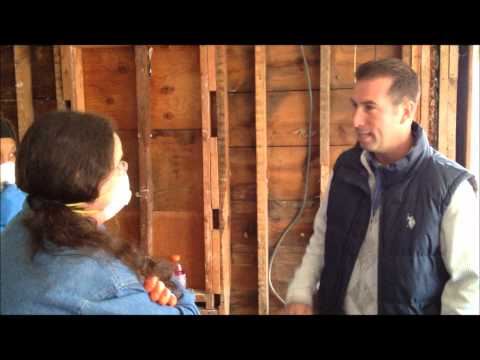 Hurricane Sandy Rehab House for Charity - Helping Victims