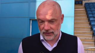 Uwe Rosler on win at Gillingham | Post Match