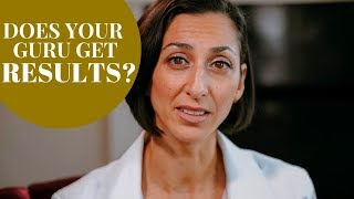 How You Choose Who to Listen to For Health Advice VLOG 4