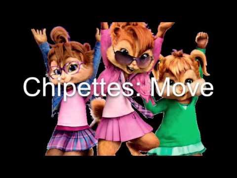 Chipettes  : Move