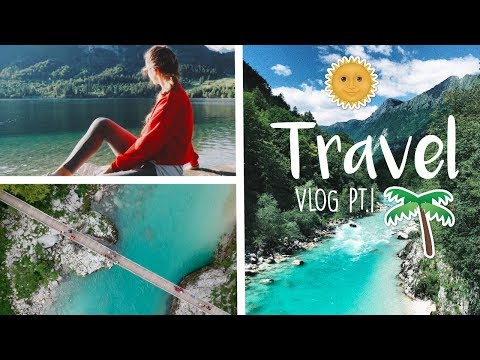 ROAD TRIPPING IN SLOVENIA - travel vlog pt.1 || GINEVRA IORIO