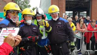 carlow fire rescue service participating at the international rtc challenge in navan co meath