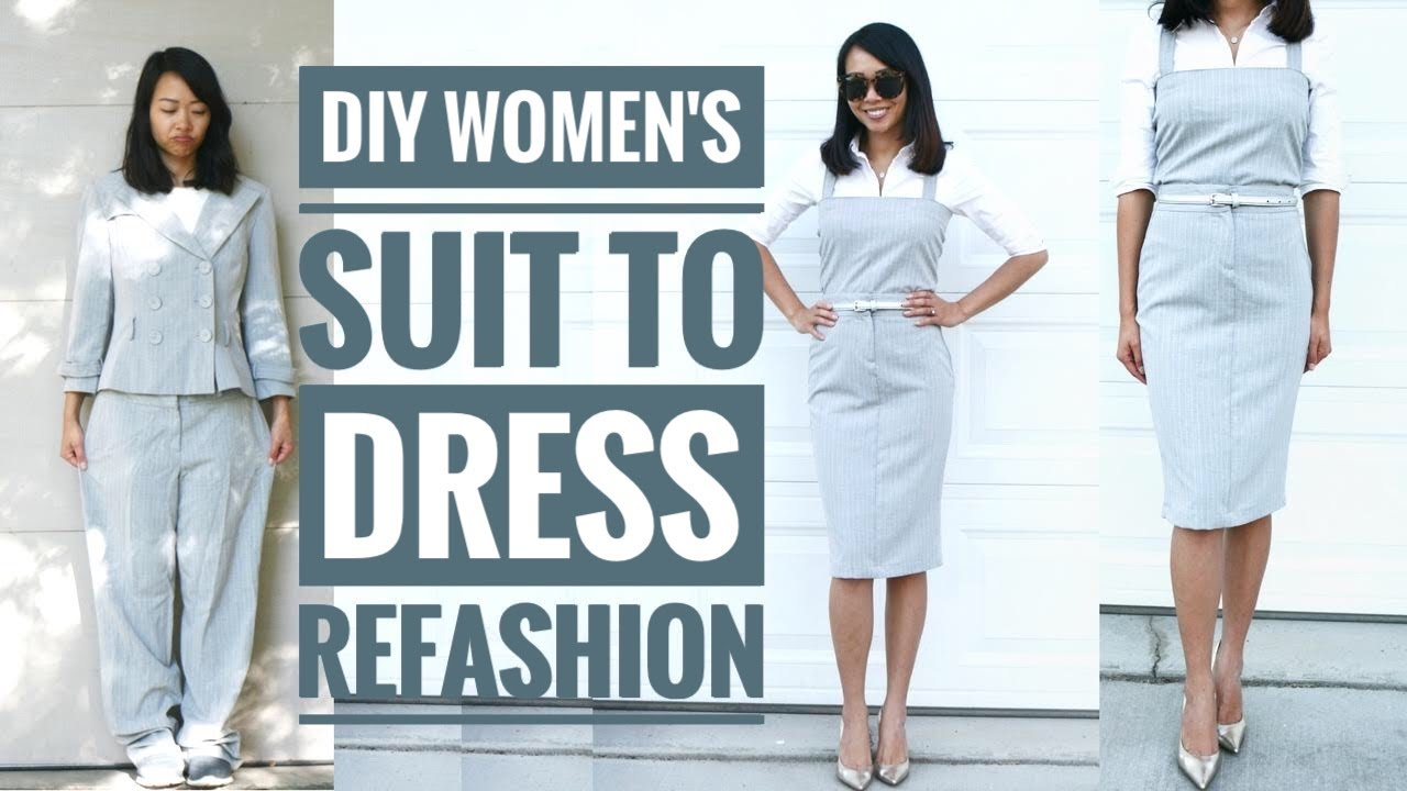 How to refashion clothing 1