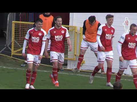 Goal: Darragh Burns (vs Derry City 09/04/2021)