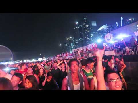 AXWELL - SUN IS SHINE @ ULTRA SINGAPORE 2016