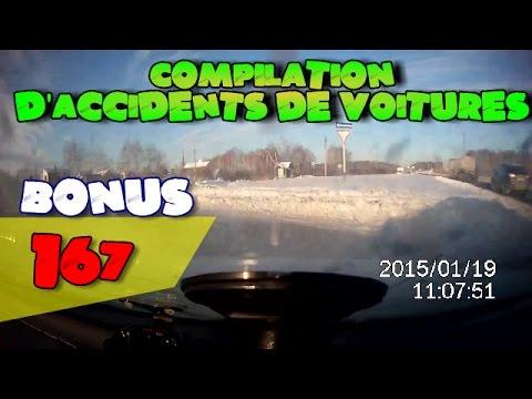 compilation d 39 accident de voiture n 167 bonus car crash compilation 167 youtube. Black Bedroom Furniture Sets. Home Design Ideas