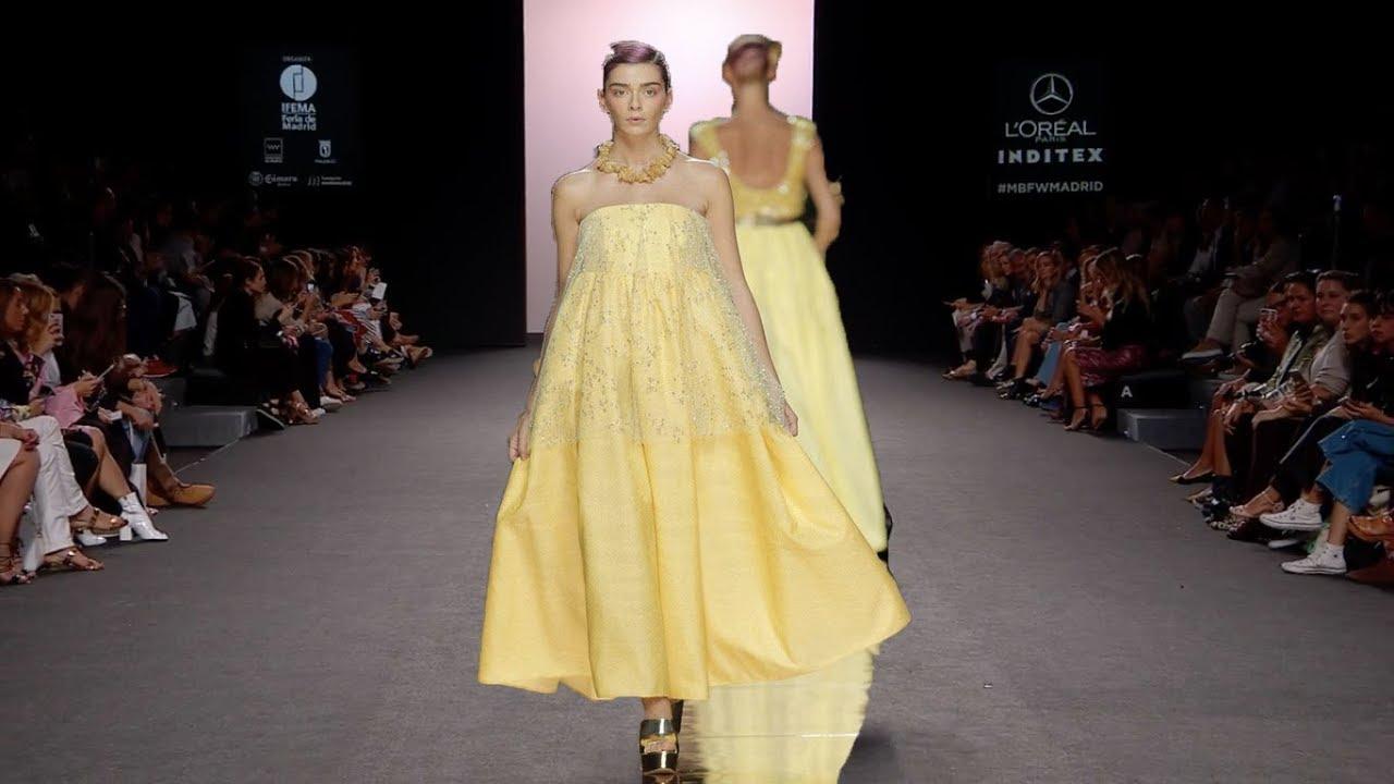 Duyos| Primavera Verano 2018  | Mercedes-Benz Fashion Week Madrid