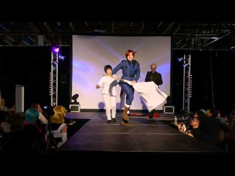 Japan Party 2013 - Concours Cosplay Dimanche - 07 - Hetalia Axis Power