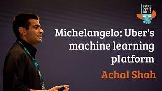 Michelangelo: Uber's machine learning platform
