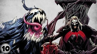History of the Symbiotes