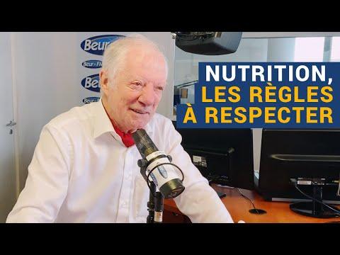 """[AVS] """"Nutrition, quelles règles faut-il absolument respecter ?"""" - Dr Alain Delabos"""