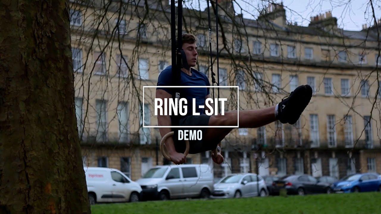 Ring L-sit