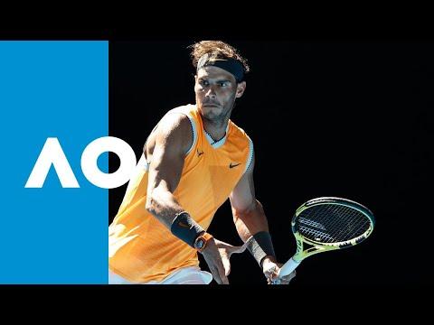 Tomas Berdych v Rafael Nadal match highlights (4R) | Australian Open 2019