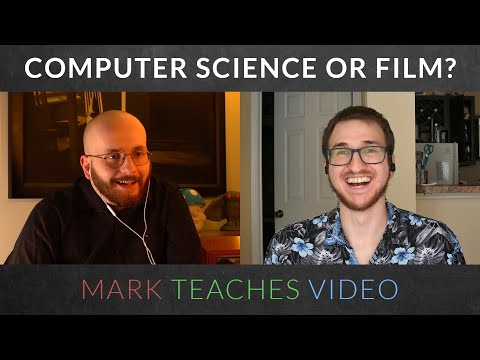 Why Computer Science Students are Drawn to Film Production