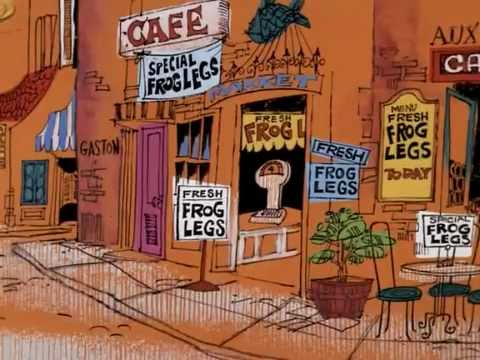 Französische küche comic  Sancho und Pancho - Folge 4 - Französische Küche (The Froggy Duo ...