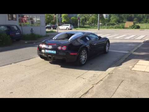 Bugatti Veyron Wien Liesing