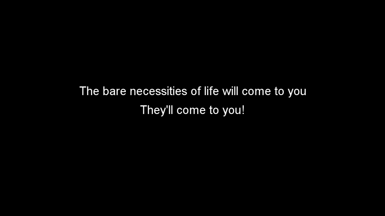 7a4d8a836 Maddie Poppe - The Bare Necessities Lyrics - YouTube