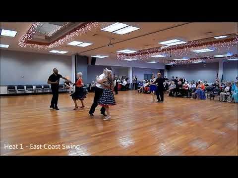 Washington State Senior Games Dance Competition 7-7-18 - Heat 1