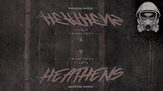 Twenty One Pilots - Heathens (Magnetude Bootleg) [Free Download]