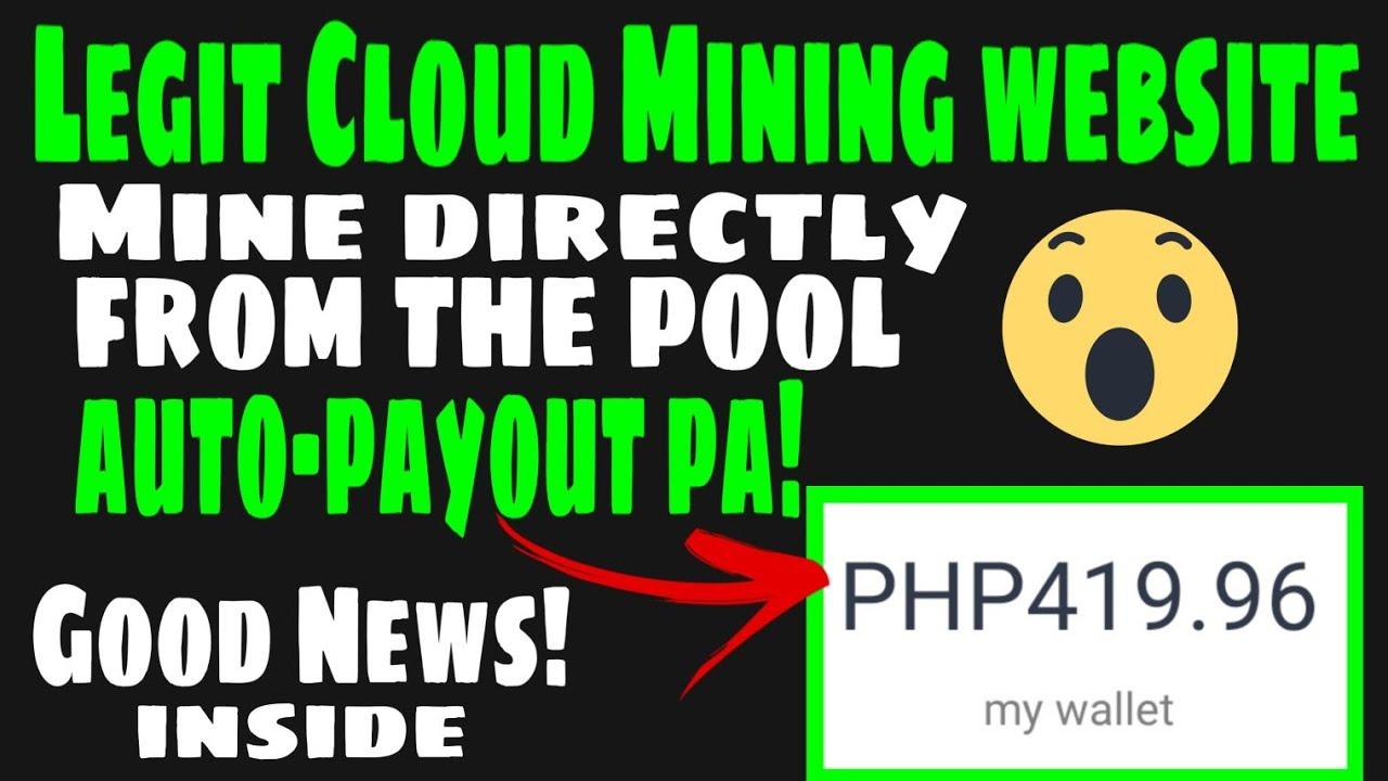 bitcoin auto mining free legit
